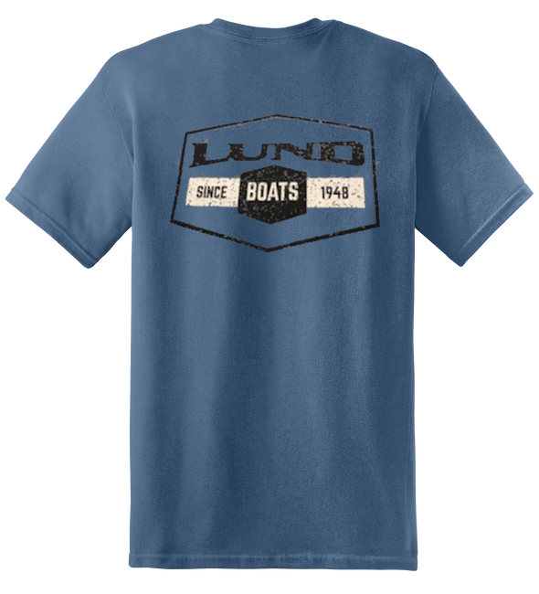 Mens Lund Boats Since 1948 Tee