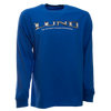 Mens Ultimate Fishing Long Sleeve Tee w/ Back Medallion