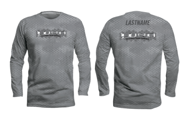 Personalized Lund Long Sleeve Jersey (Style 9)