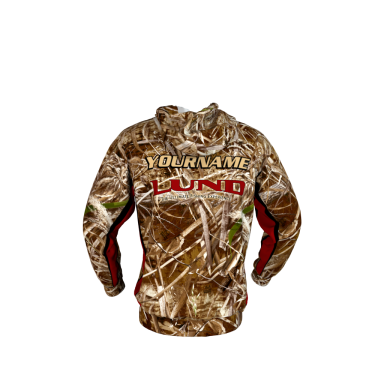 Personalized Lund Realtree Max 5 Hoodie (Style 5)