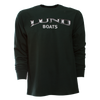 Mens Lund Boats Basic Long Sleeve Tee