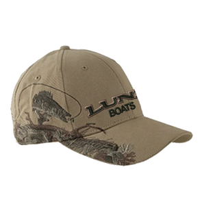 Lund Dri Duck Walleye Hat