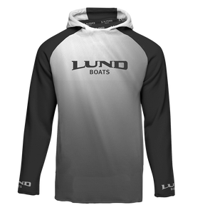 Mens Neck Gator Long Sleeve Performance Shirt