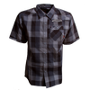 Mens Simms Block Plaid Button-down Shirt
