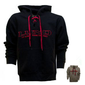 Lund Lace Up Hockey Hoodie