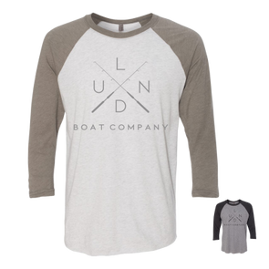 Ladies Heathered Tri-Blend Raglan