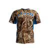 Personalized Lund Realtree Max 5 Short Sleeve Jersey (Style 5)