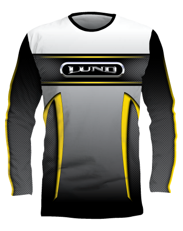 NEW FOR 2021! Personalized Lund Long Sleeve Jersey (Style 11)