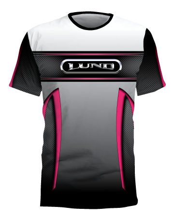 NEW FOR 2021! Personalized Lund Short Sleeve Jersey (Style 11)