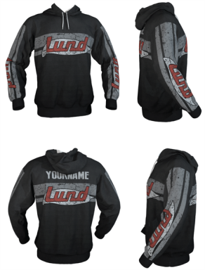 Personalized Lund Hoodie (Style 4)