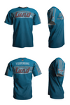 Personalized Lund Short Sleeve Jersey (Style 4)
