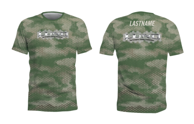 Personalized Lund Short Sleeve Jersey (Style 9)