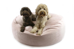 T & S Plush Cosy Bed & Replacement Covers