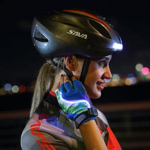 Bicycle Wireless Control Helmet