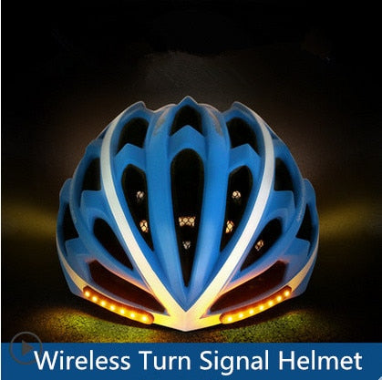 Wireless Turn Signal Helmet