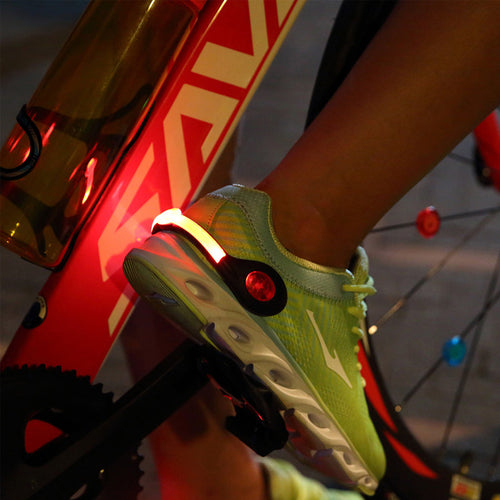 Bicycle Wrist Belt lights