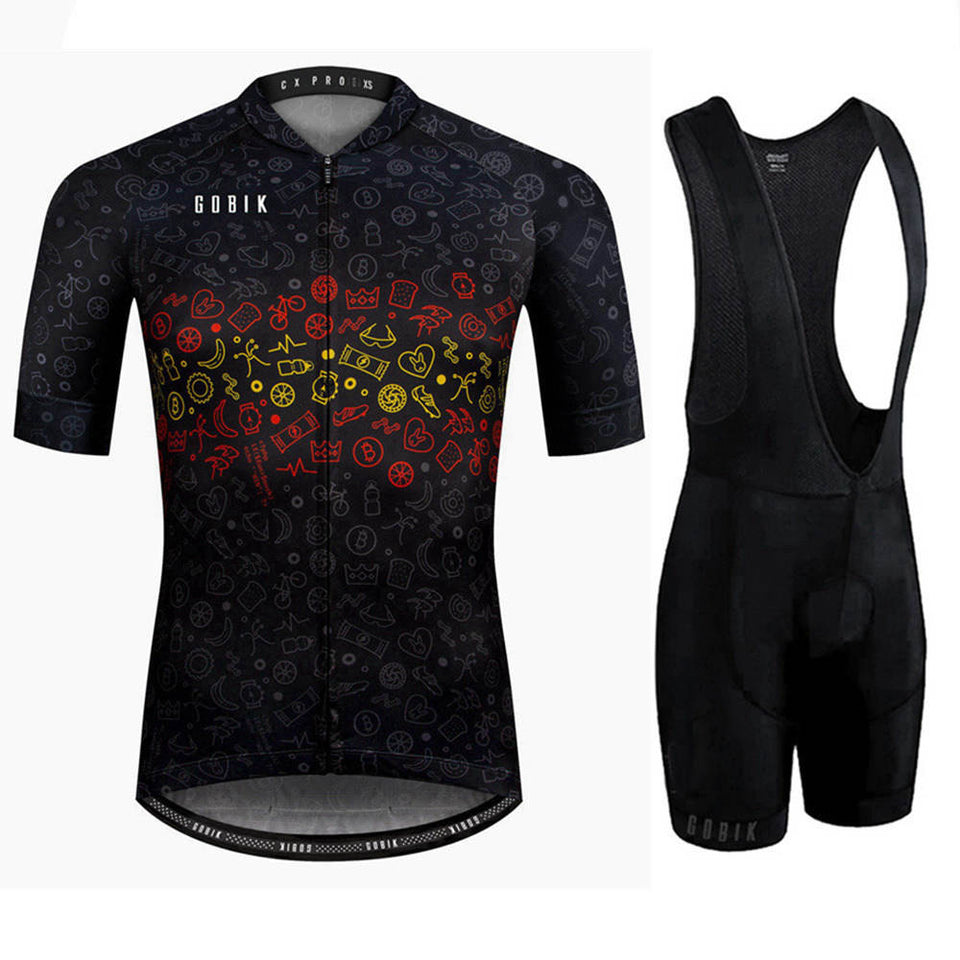 Men Cycling Jersey Sets