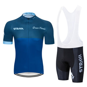 Short Sleeves Cycling Jersey