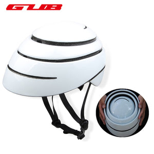 Foldable Helmet Bike