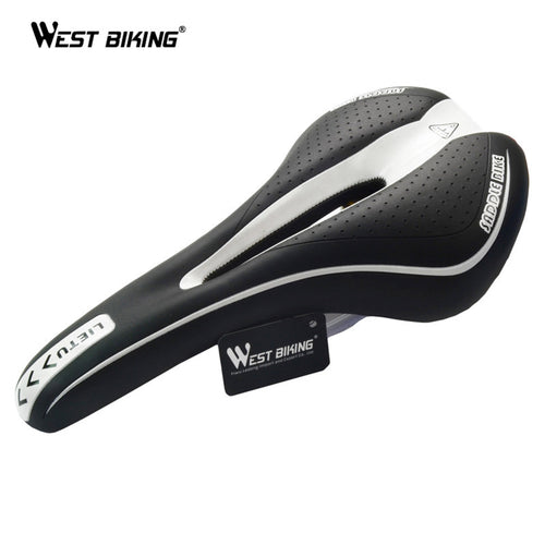 Silicone Skidproof Bicycle Saddle