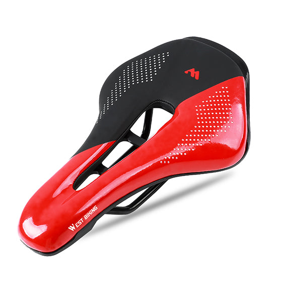 Silicone Skidproof Bicycle Saddle | Cyclists Haven