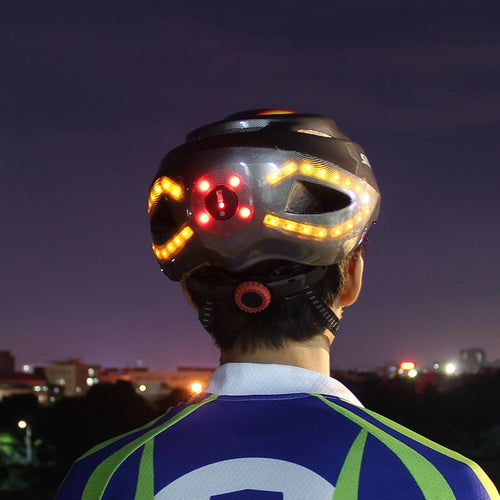 Bicycle USB Chargeable Helmet