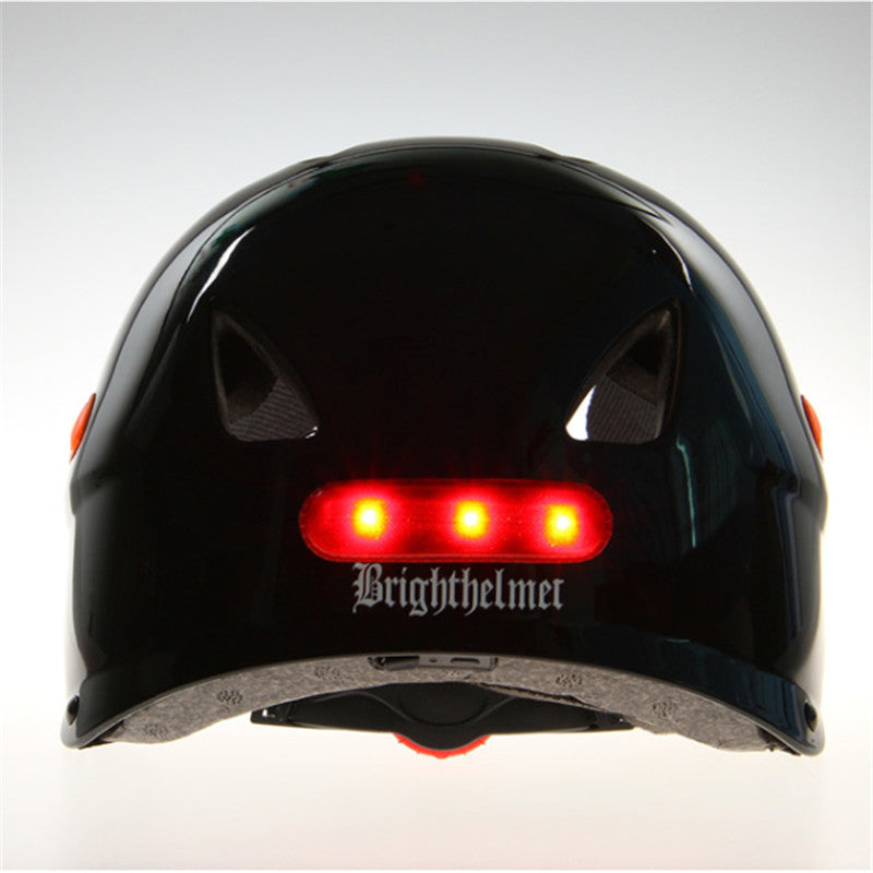 USB LED Cycling Helmet | Cyclists Haven