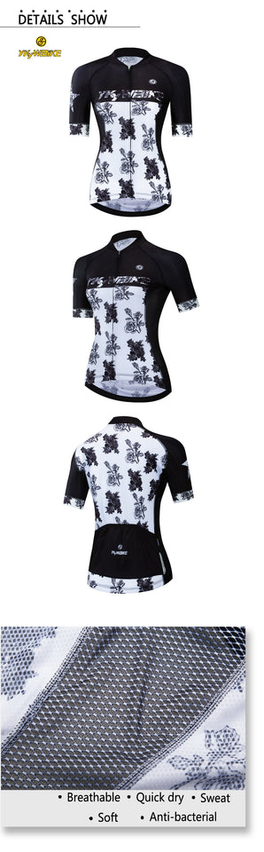 Women Cycling Jersey | Cyclists Haven