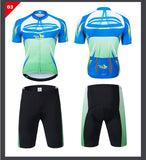 Cycling Jersey Set