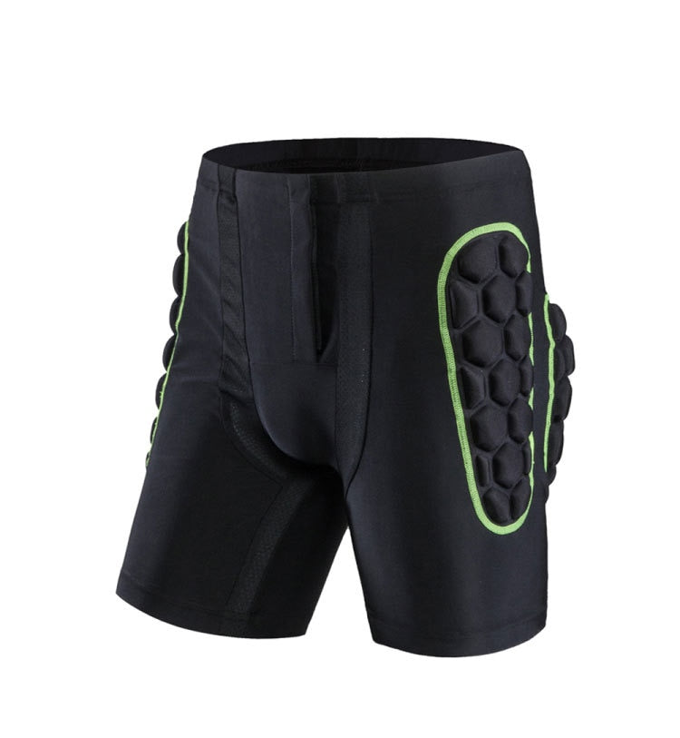 Anti-Collision Padded Cycling Shorts  | Cyclists Haven