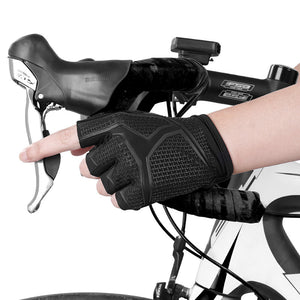 Half Finger Gel Cycling Gloves
