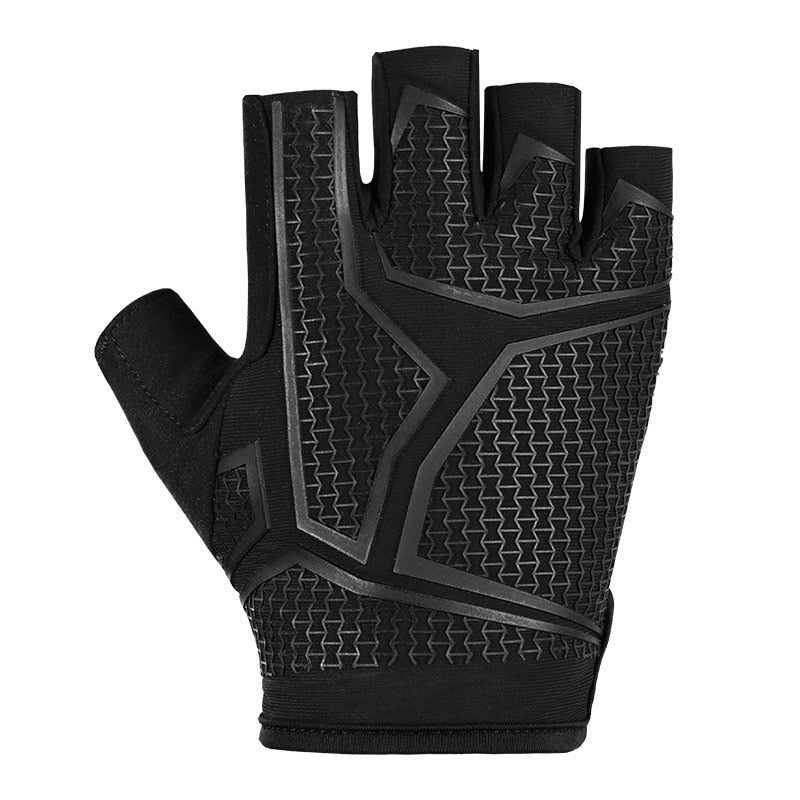Half Finger Gel Cycling Gloves | Cyclists Haven