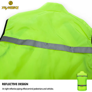Windproof Sleeveless Cycling Jersey | Cyclists Haven