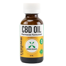 Load image into Gallery viewer, Green Roads World CBD Oil