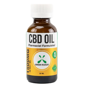 Green Roads World CBD Oil
