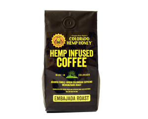 Hemp Infused Coffee