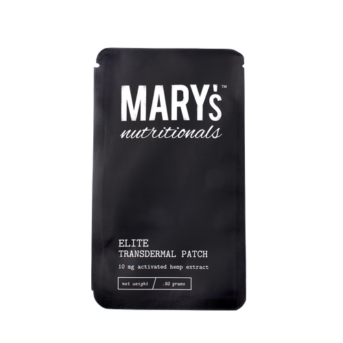 Mary's Elite Patch