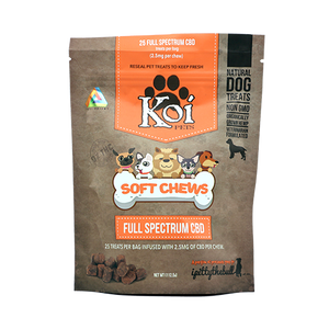 Koi Naturals Soft Chew Dog Treats