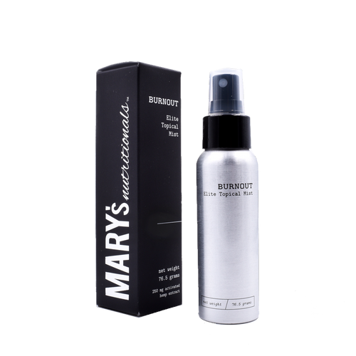 Mary's Burnout Topical Mist