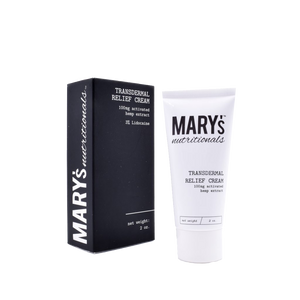 Mary's Transdermal Relief Cream