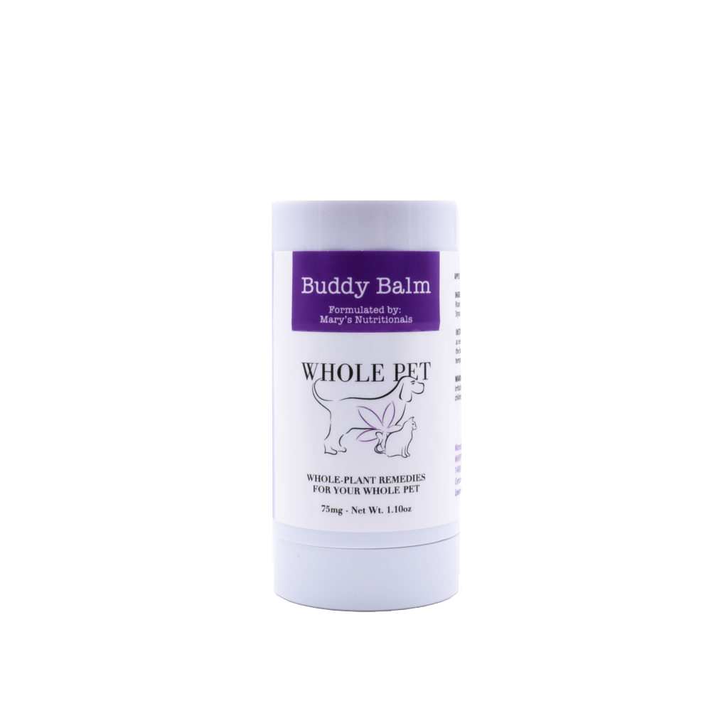 Mary's Whole Pet Buddy Balm