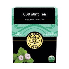 Organic CBD Peppermint Tea