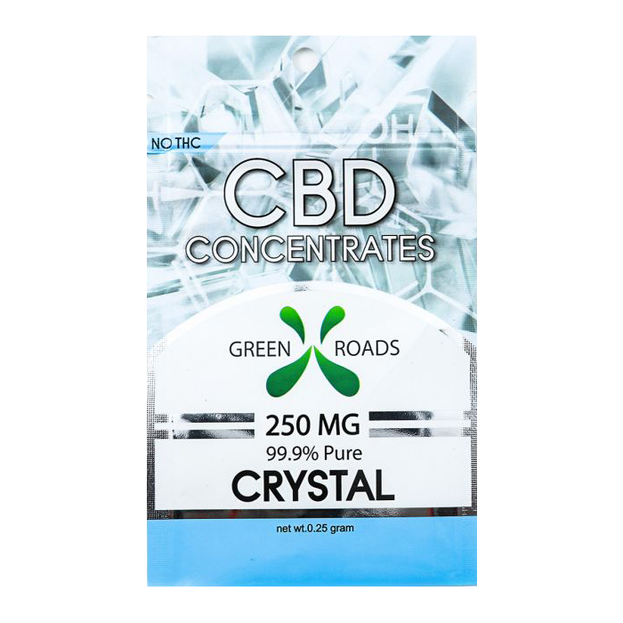 Green Roads World Crystal CBD Concentrate