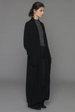 UNCONDITIONAL Black cashmere long ladies