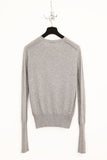 UNCONDITIONAL Flannel silk-cashmere 'SWEATER BOY' jumper