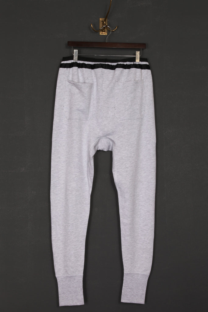 UNCONDITIONAL flannel slim fit sweat trousers