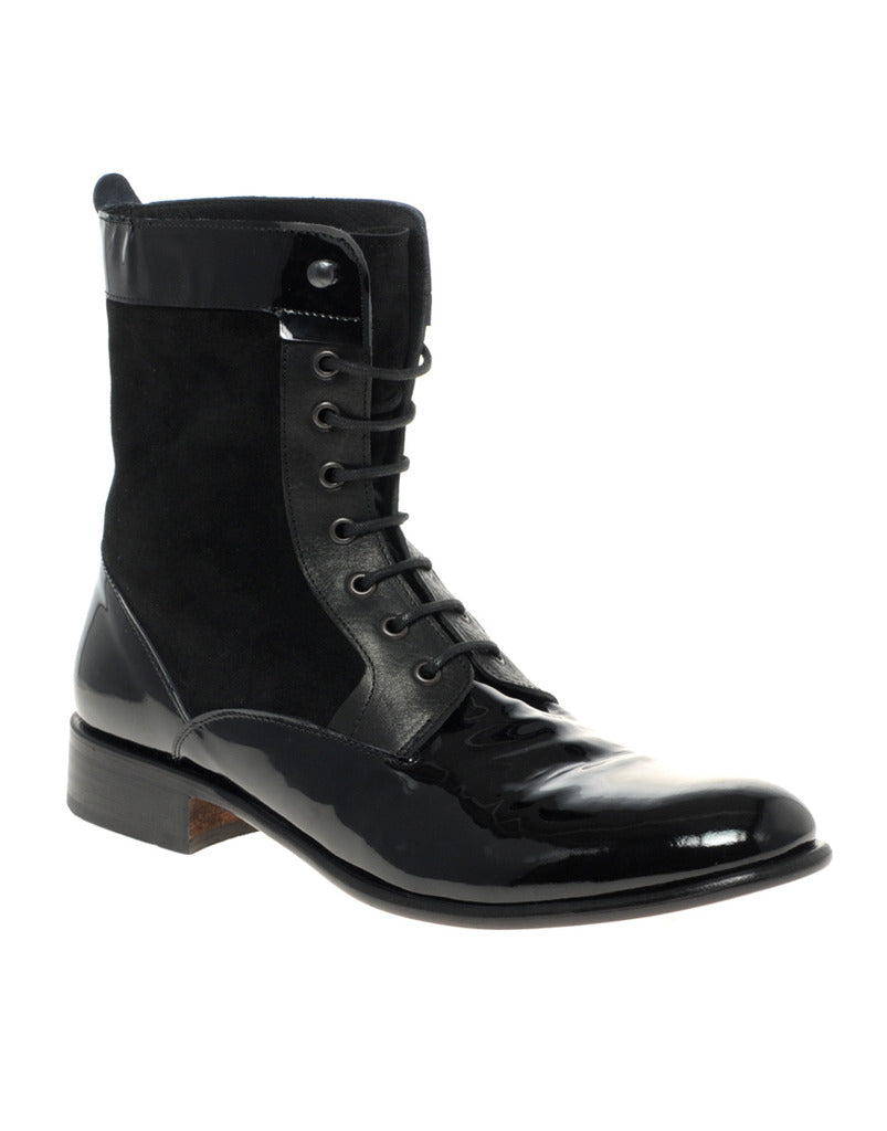 UNCONDITIONAL BLACK ROCCO BOOT