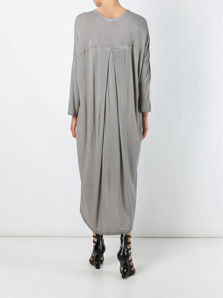 UNCONDITIONAL Desert sand cold dye rayon tunic dress.