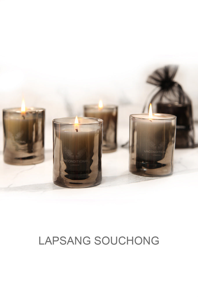 Lapsang Souchong Scented Candle