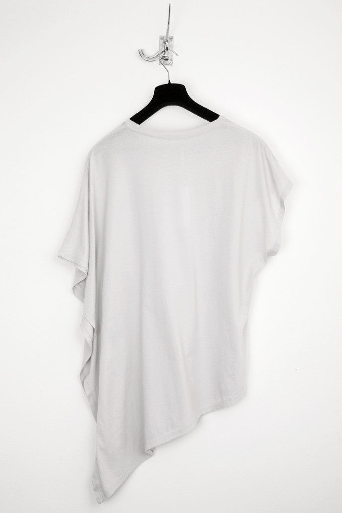 UNCONDITIONAL Dirty white cotton fin T-shirt